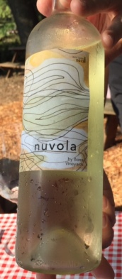 Nuvola Wine Label